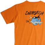 T-Shirt Swordfish Sireen